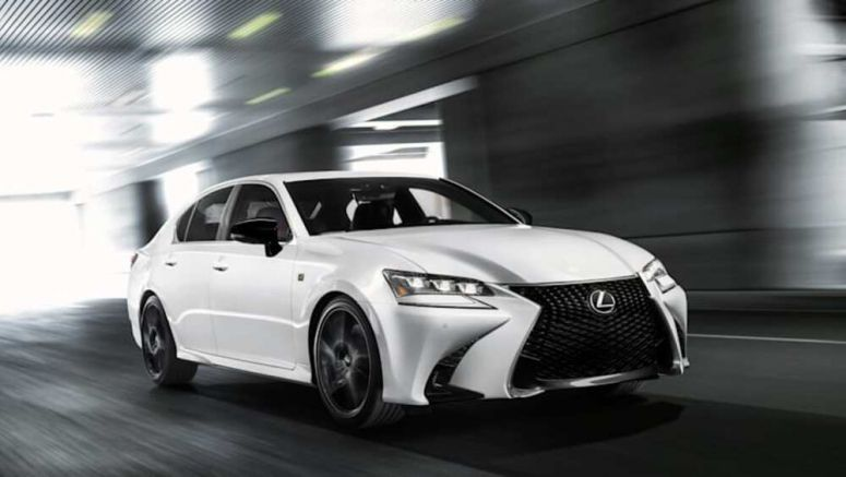 2020 Lexus introduces GS 350 F Sport Black Line special edition