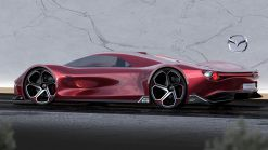 Mazda RX-10 Vision Longtail Would Be The Ultimate Halo Hypercar