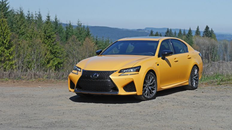 2020 Lexus GS F Review | Performance, 0-60, exhaust noise, video