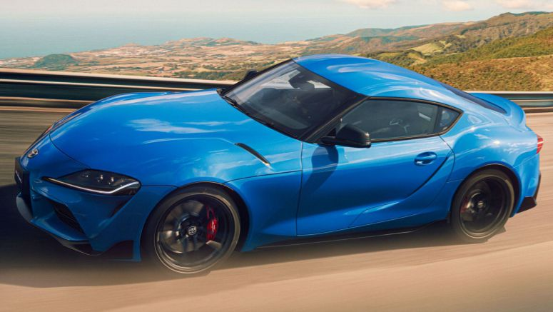 Updated 2021 Toyota GR Supra Reaches Japan With Two Special Limited Editions