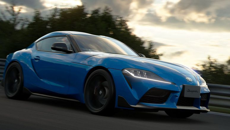 2020 Toyota Supra Added To Gran Turismo Sport Alongside Other Updates