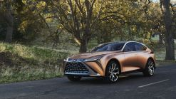 Lexus Planning New 2022 LQ Flagship SUV With LS Underpinnings