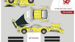 Toyota Helps Fight The Coronavirus Boredom, Launches Templates To Build GT86 Miniatures