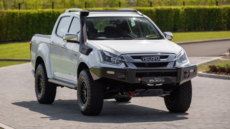 One-Off Isuzu GO2 Project Takes Ruggedness To The D-Max