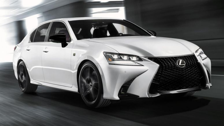 2020 Lexus GS Black Line Special Edition Heading To U.S. Dealers This Summer