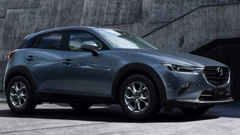 Mazda CX-3 Gains New 1.5L Base 1.5L Engine And Polymetal Grey Metallic Paint In Japan