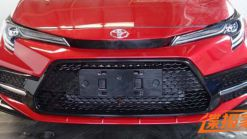 China Gets Its Own Sportier 2021 Toyota Corolla With More Aggressive Styling
