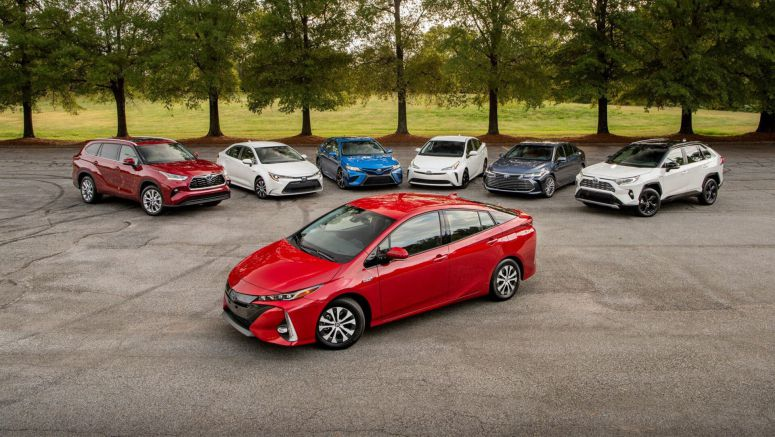 Toyota Has Officially Sold 15 Million Hybrids Worldwide