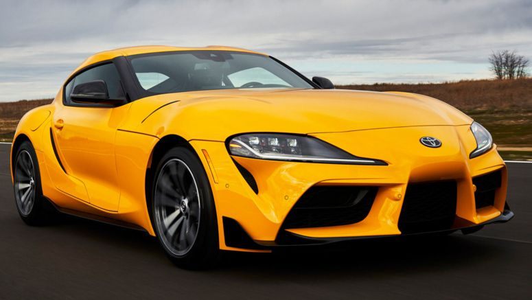 Toyota Supra To Stick With BMW's Old Infotainment System, Won't Get Android Auto