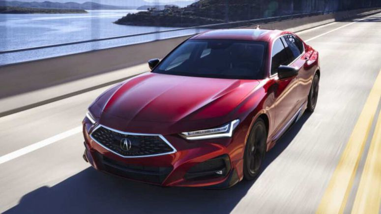 2021 Acura TLX revealed: Here are details on performance, tech, style