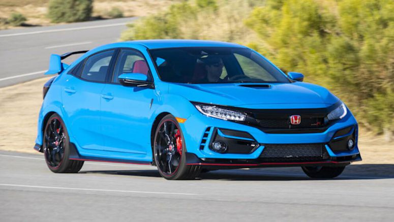 2020 Honda Civic Type R First Drive