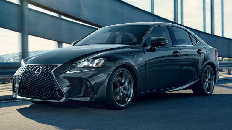 2021 Lexus IS To Retain Current Platform And Engine Lineup