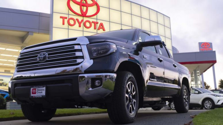 Toyota to cut North American output by nearly a third through October