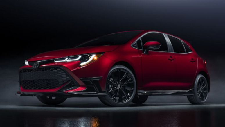 2021 Toyota Corolla hatchback gets new Special Edition and features