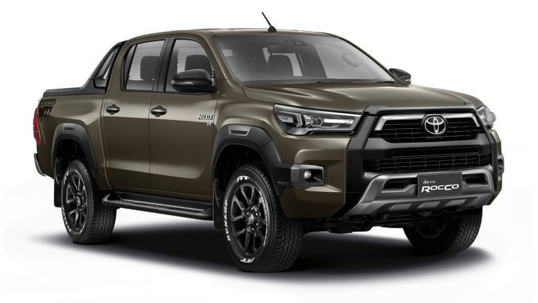 2020 Toyota Hilux Has Tweaked Looks And A New 2.8-Liter Diesel
