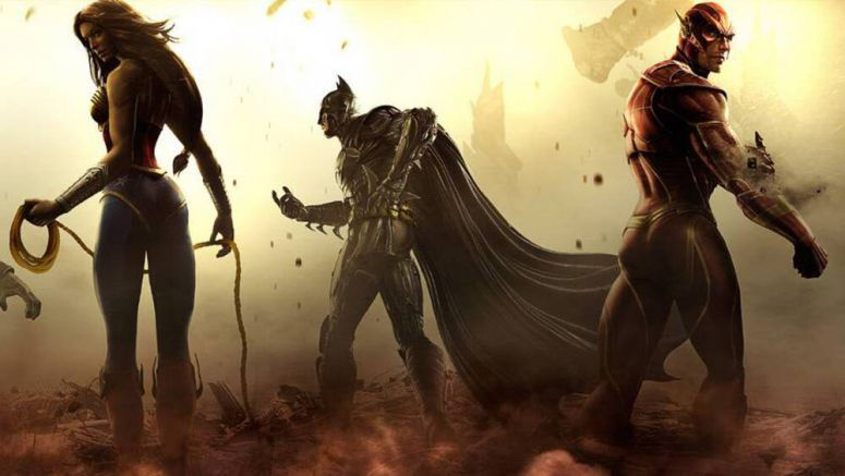 Injustice: Gods Among Us Is Now Free For PS4, Xbox One, And PC