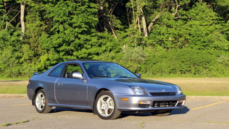 1999 Honda Prelude Type SH Review | Retro first drive, what it's like to drive, pricing