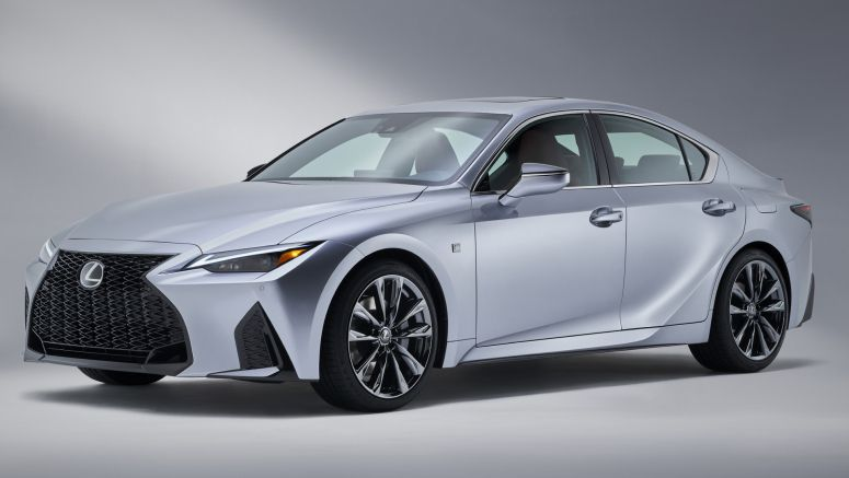 2021 Lexus IS is first of more performance-oriented Lexus to come