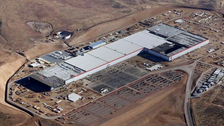 Tesla Signs New Deal With Panasonic For Lithium Ion Battery Cells