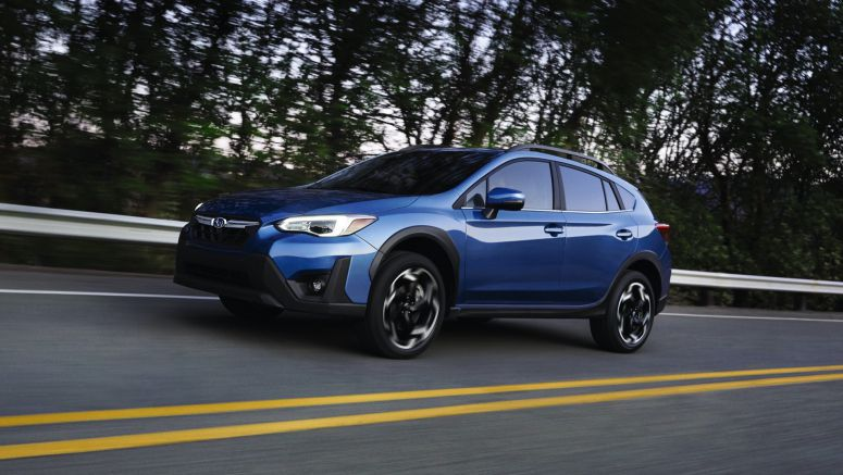 2021 Subaru Crosstrek adds Sport trim, 2.5L engine, refreshed styling