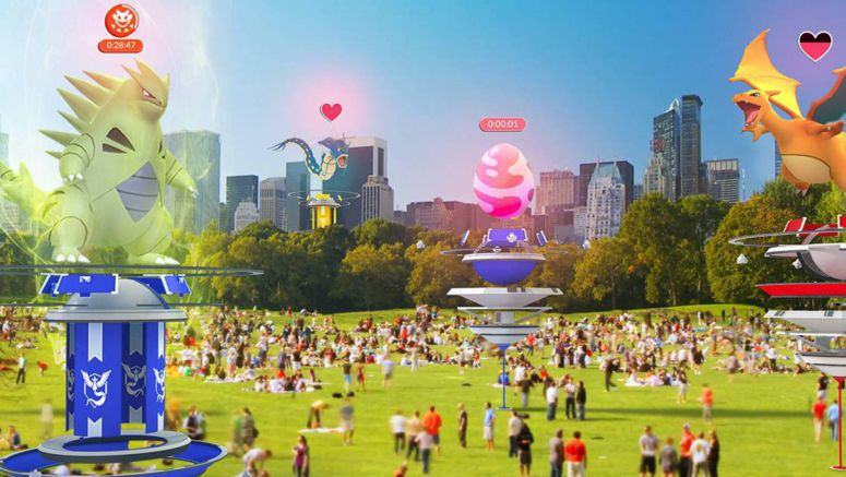 Pokemon GO Will Soon Let Friends Raid Together Remotely