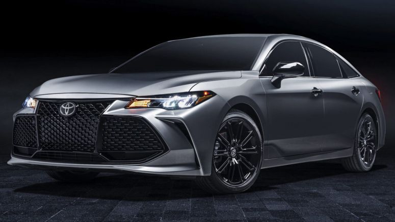 2021 Toyota Avalon Gains AWD, New Nightshade Edition And Android Auto