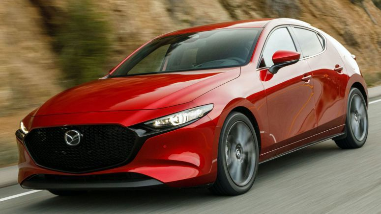 2021 Mazda3 Also Adds Base 155 HP 2.0L Engine, Standard Mazda Connected Services