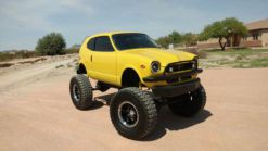 There Is No Other Honda Z600 Quite Like This One