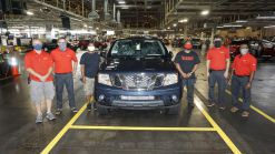 Million-Mile Frontier To Live Out Its Days At Nissan's Tennessee Factory