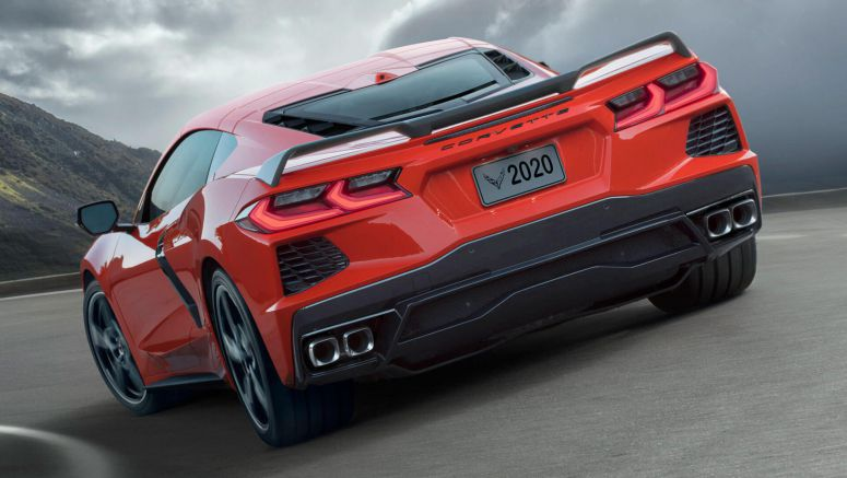 Chevrolet Already Building And Testing RHD C8 Corvettes; First Stop: Japan