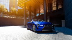 2021 Lexus LC 500 Convertible Regatta Edition Is Only For Europe