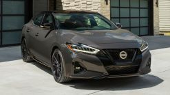2021 Nissan Maxima celebrates 40 years with special edition
