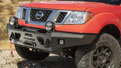 Nissan Frontier gets Nismo aftermarket off-road parts