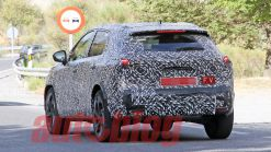 2022 Nissan Rogue Sport spy photos reveal parts of interior