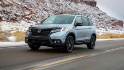2021 Honda Passport Now Comes Standard With 8-Inch Infotainment System, Android Auto And Apple CarPlay