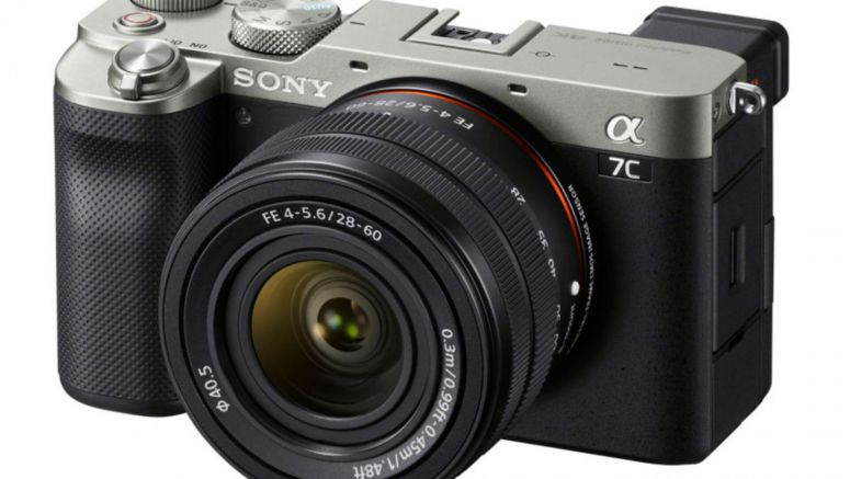 Sony A7c Is A Full-Frame Camera Stuffed Into A Compact Body