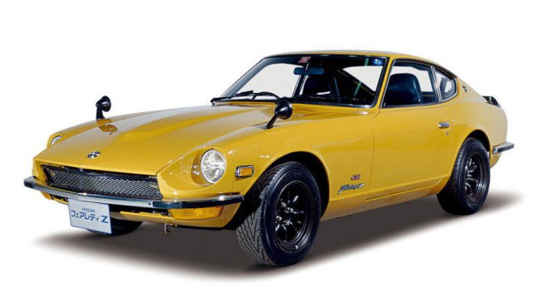 With a new Nissan Z coming soon, we look at the sports car's history