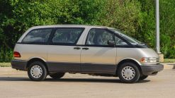 Why the Toyota Previa is one of the most interesting Toyotas in the last 30 years