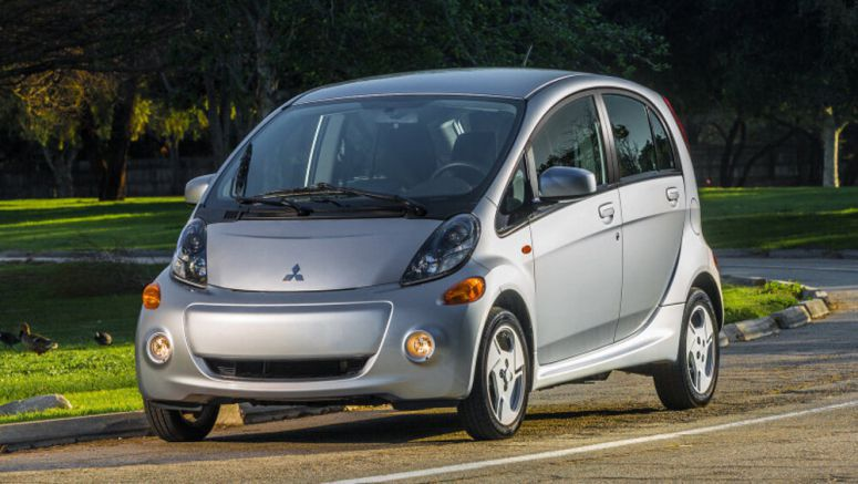Mitsubishi i-MiEV reportedly ending production this year