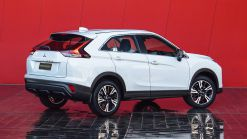 2022 Mitsubishi Eclipse Cross refresh updates styling, infotainment