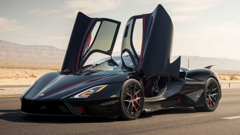 SSC's 'Little Brother' To Have 600-700 HP, Tuatara Looks, And A $300-400k Price Tag