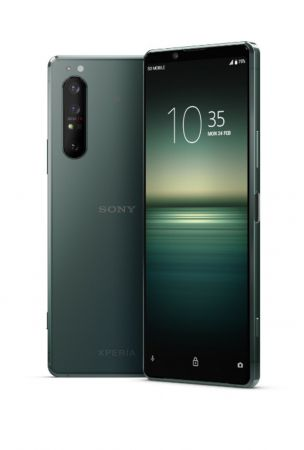 New 'Mirror Lake Green' Xperia 1 II coming to Taiwan; upgraded RAM too