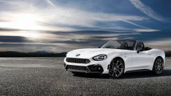 Abarth 124 Spider Says Sayonara! To Japan, Final Example Is Being Auctioned Off For Charity