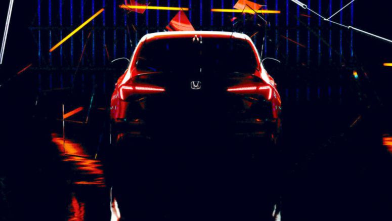 Watch the 2022 Honda Civic reveal at 9:45 tonight