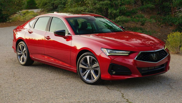 Acura Is Offering New Leasing Deals For The 2021 TLX