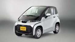 Toyota C+pod two-seater urban EV unveiled in Japan