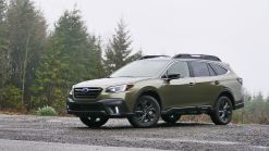 2021 Subaru Outback Review | Price, features, specs and photos