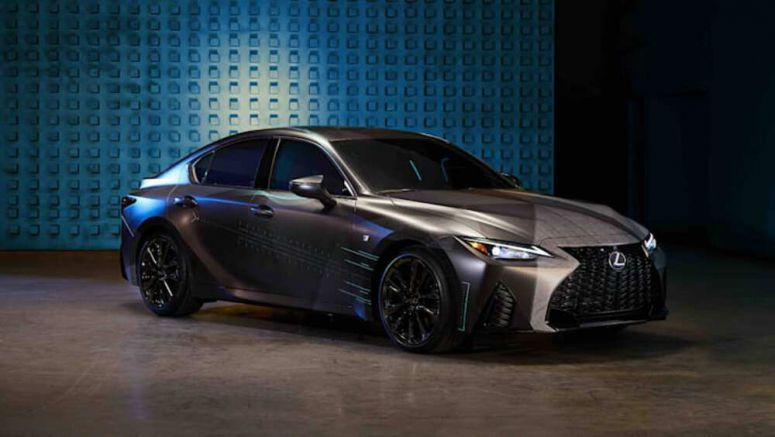 Lexus reveals Gamers' IS