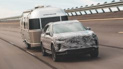 2022 Infiniti QX60 gets more towing capacity thanks to new transmission