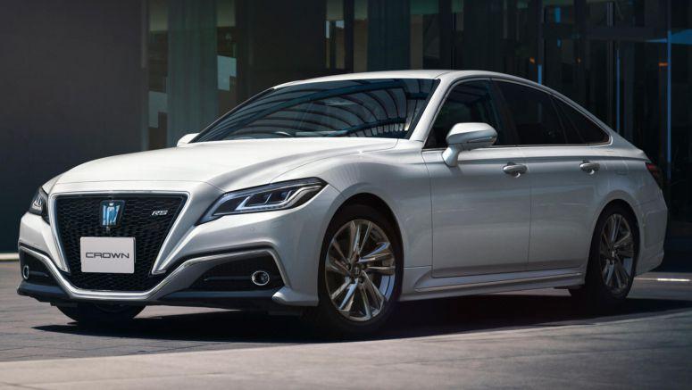 Why Is The Toyota Crown On The Rocks? One Japanese Auto Journo Has A Theory